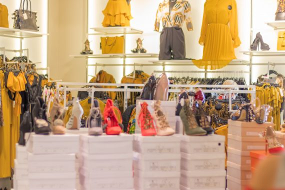 New opportunities and challenges for the retail industry